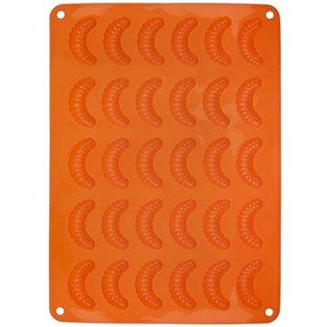 Orion Forma silikon Rohlíček 30 oranžová (151762)