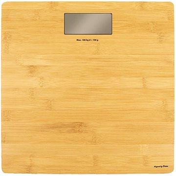 Váha osobní digi. bambus 180 kg (131805)