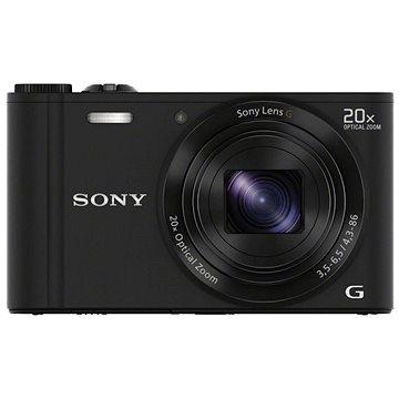 Sony CyberShot DSC-WX350 černý (DSCWX350B.CE3)