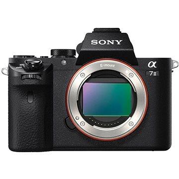 Sony Alpha A7 II tělo (ILCE7M2B.CEC)