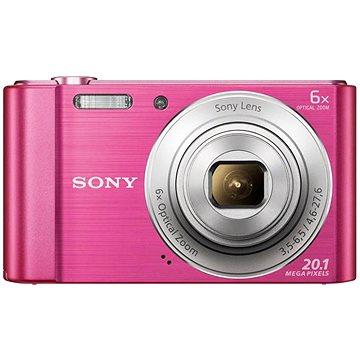 Sony CyberShot DSC-W810 růžový (DSCW810P.CE3)