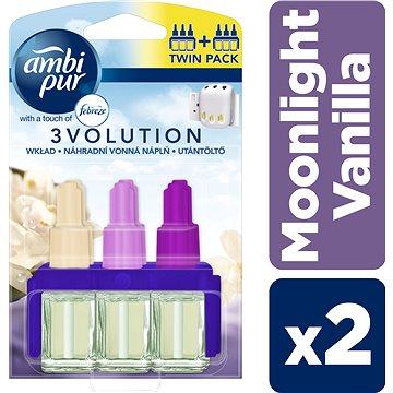 AMBI PUR 3Volution Moonlight Vanilla vonná náplň do odpařovače 2 × 20 ml (4015400890126)