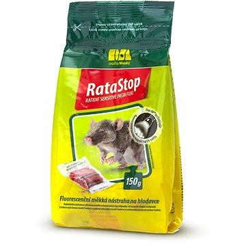 PAPÍRNA MOUDRÝ Měkká návnada na myši, krysy a potkany 150 g (8594021252828)