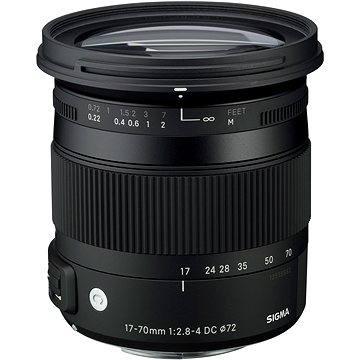 SIGMA 17-70mm f/2.8-4 DC MACRO HSM pro Sony Contemporary (14108200)