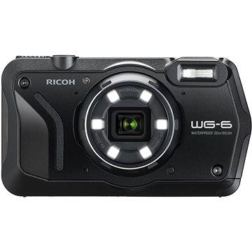 RICOH WG-6 černý (3842)