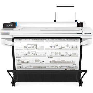 HP DesignJet T525 36-in Printer (5ZY61A#B19)