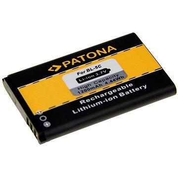 PATONA pro Nokia BL-5C 1200mAh 3,7V Li-Ion (PT3036)