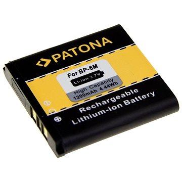 PATONA pro Nokia BP-6M 1200mAh 3,7V Li-Ion (PT3037)