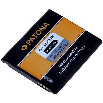 PATONA pro LG BL-53QH 2300mAh 3,8V Li-Ion (PT3063)