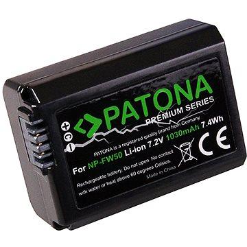 PATONA pro Sony NP-FW50 1030mAh Li-Ion PREMIUM (PT1248)