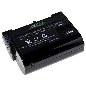 PATONA pro Nikon EN-EL15B 2000mAh Li-Ion Premium (PT1224)