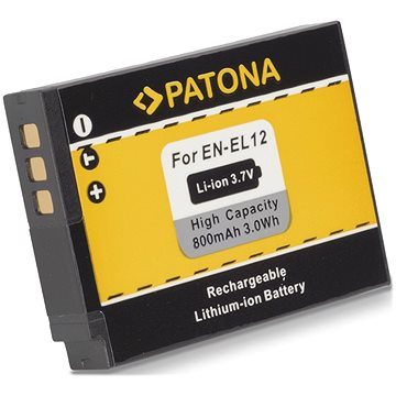 PATONA pro Nikon EN-EL12 800mAh Li-Ion (PT1088)