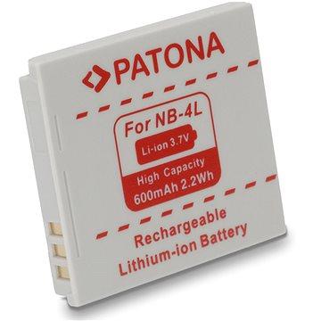 PATONA pro Canon NB-4L 600mAh Li-Ion (PT1004)