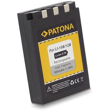 PATONA pro Olympus Li-12B / Li-10B 900mAh Li-Ion (PT1029)