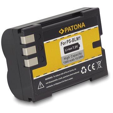 PATONA pro Olympus PS-BLM1 1500mAh Li-Ion (PT1143)