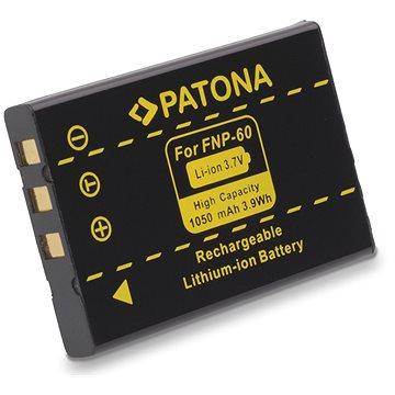 PATONA pro Fuji NP-60 1050mAh Li-Ion (PT1015)