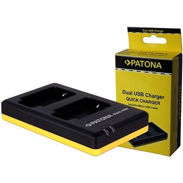 PATONA Foto Dual Quick Sony NP-BG1 (PT1940)