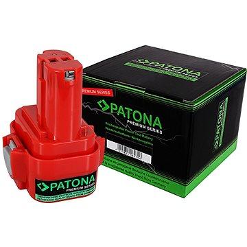 PATONA pro Makita 9,6V 3300mAh Ni-MH Premium PA09 (PT6114)