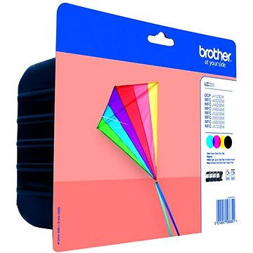 Brother LC-223VALBP multipack (LC223VALBP)