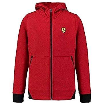 SCUDERIA FERRARI|Ferrari dětská mikina Hooded sweat||104 (9826-104)
