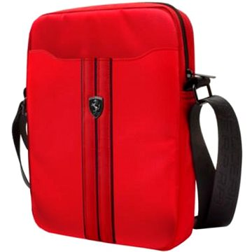 SCUDERIA FERRARI|Ferrari taška Tablet červená| (8468-0)
