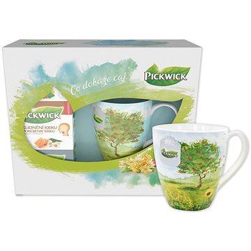 Pickwick dárkové balení funkčních čajů s hrnečkem LÉTO (8594196031006)