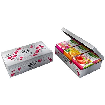 Pickwick dárkové balení ovocných čajů v plechovce (8711000461983)