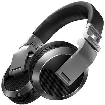 Pioneer DJ HDJ-X7-S stříbrná (HDJ-X7-S)