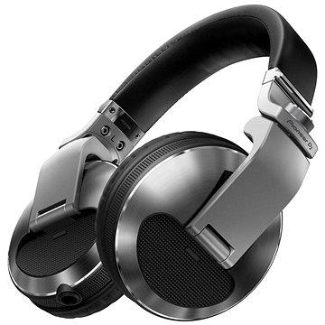 Pioneer DJ HDJ-X10-S stříbrná (HDJ-X10-S)
