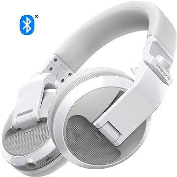 Pioneer DJ HDJ-X5BT-W bílá (HDJ-X5BT-W)
