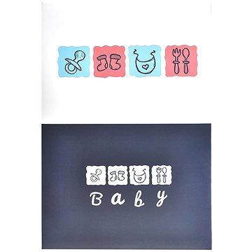 KPH Fotoalbum Baby book modré (0010_9339M)