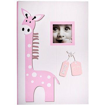 KPH Fotoalbum Baby Girafe růžové (0010_9323R)