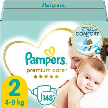 PAMPERS Premium Care, vel. 2 (148 ks) (4015400770275)