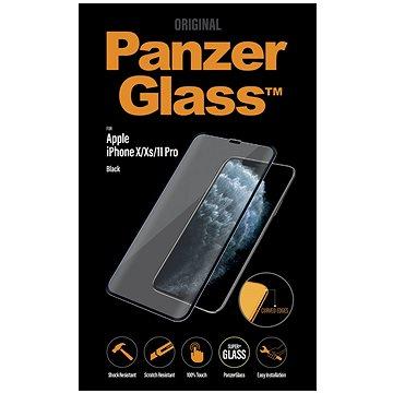 PanzerGlass Premium pro Apple iPhone X/Xs/11 Pro černé (2670)