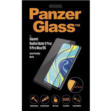 PanzerGlass Edge-to-Edge pro Xiaomi Redmi Note 9 Pro/9 Pro Max/9S černé (8028)