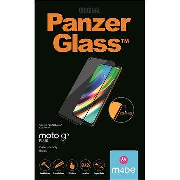 PanzerGlass Edge-to-Edge pro Motorola Moto G9 Plus černé (6533)