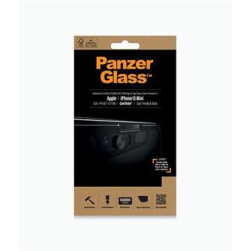 PanzerGlass Privacy Apple iPhone 13 mini s CamSlider® (krytkou přední kamery) (P2747)