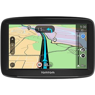 TomTom Start 52 Europe Lifetime mapy (1AA5.002.03)