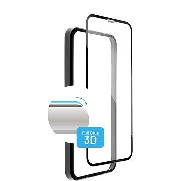 FIXED 3D FullGlue-Cover s aplikátorem pro Apple iPhone 12 Pro Max černé (FIXG3DA-560-BK)