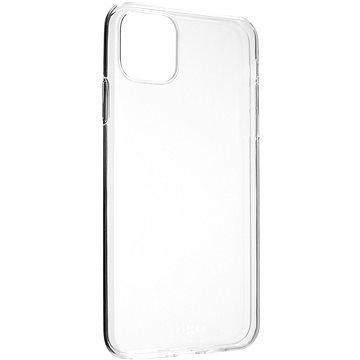 FIXED Skin pro Apple iPhone 11 Pro Max 0.6 mm čiré (FIXTCS-427)