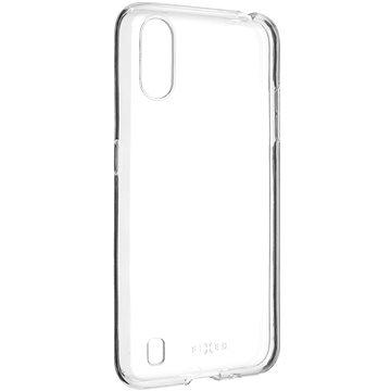 FIXED TPU gelové pouzdro FIXED pro Samsung Galaxy A01 čiré (FIXTCC-546)