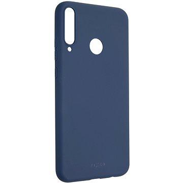 FIXED Story pro Huawei P40 Lite E modrý (FIXST-509-BL)
