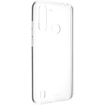 FIXED pro Motorola Moto G8 Power Lite čiré (FIXTCC-548)