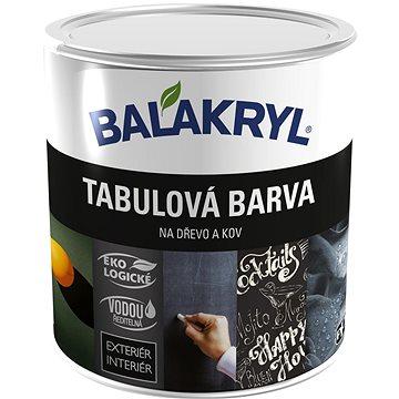 Balakryl Tabulová barva černá 0.7kg (385487)