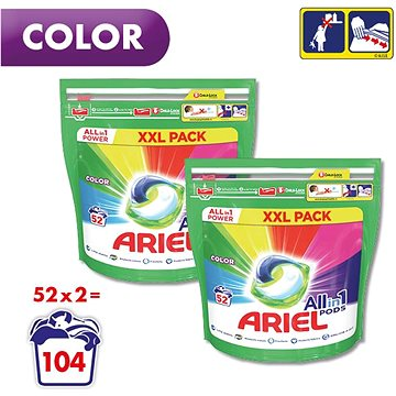 ARIEL Color 2× 52 ks (258006540115459)