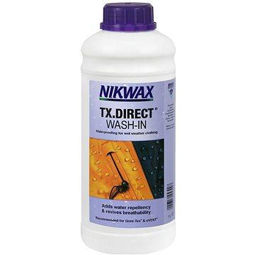 NIKWAX TX.Direct Wash-in 1 l (10 praní) (5020716253007)
