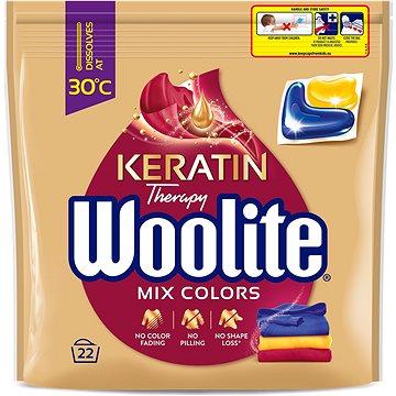 WOOLITE Color s keratinem 22 ks (5900627094121)