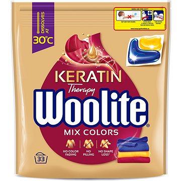 WOOLITE Color s keratinem 33 ks (5900627094152)