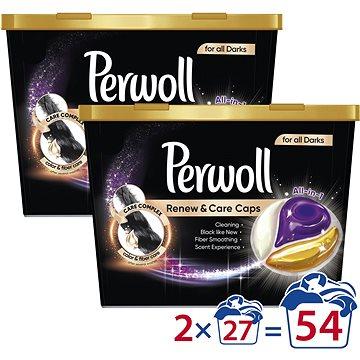 PERWOLL Renew & Care Black 2× 27 ks (259000101430509)