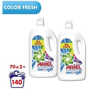 ARIEL Touch of Lenor Color 2× 3,85 l (140 praní) (258001090791061)